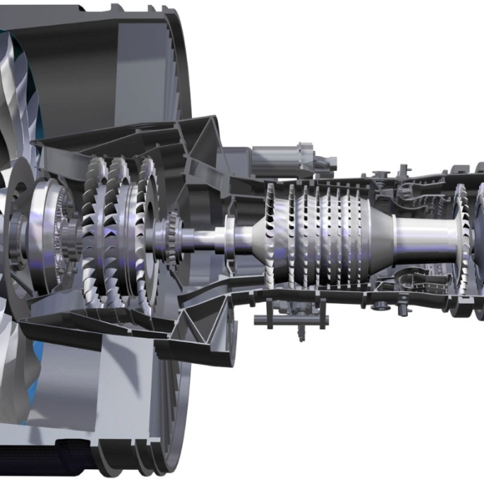 GKN Aerospace Shaft
