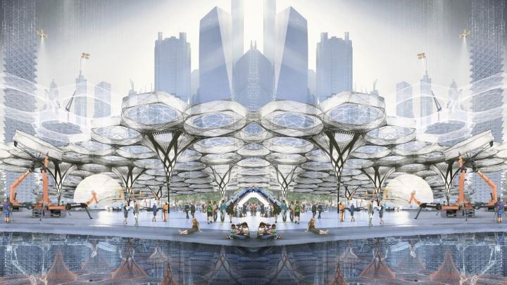Das Bauen der Zukunft - Vision