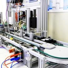 Der modulare Aufbau der Anlagen ermöglicht eine universelle Nutzung während den Veranstaltungen ISW Uni Stuttgart