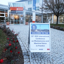M2VIP — 25th Mechatronics and Machine Vision in Practice Conference