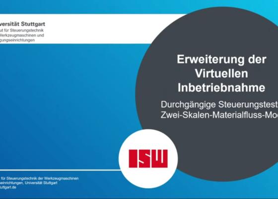 Vorschau-BildErweiterung der virtuellen Inbetriebnahme